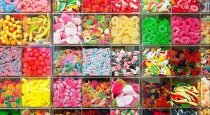 La farandole des bonbons