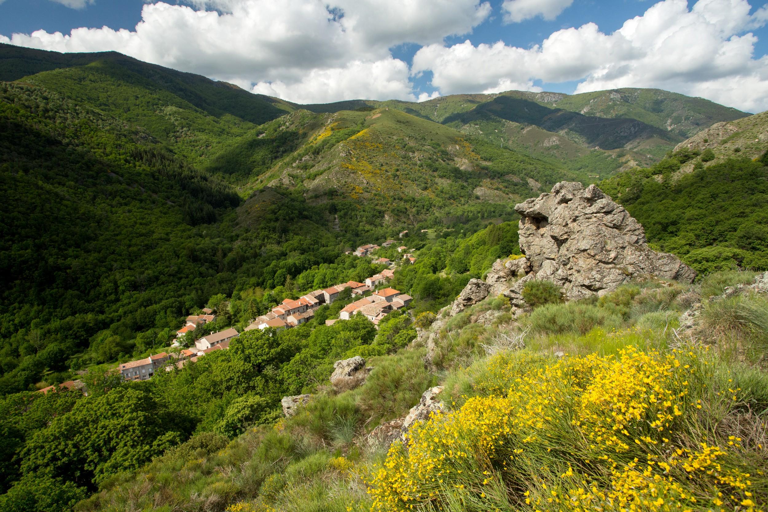 Mayres - Le village-3 ©S.BUGNON