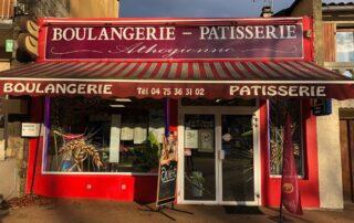 Boulangerie athogienne