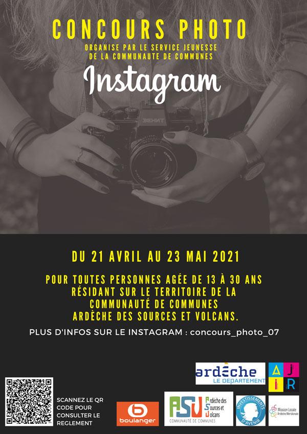 concours photo instagram