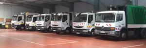 Camions-ordures-ménagères