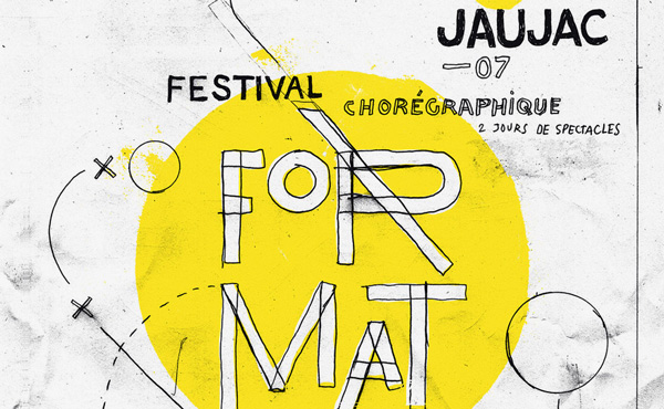 Affiche festival format